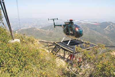 Soloy Portable Heliports