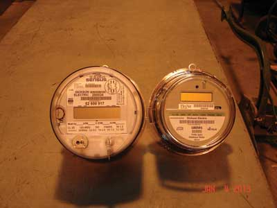 Dickson Electric System's commercial and residential smart meters