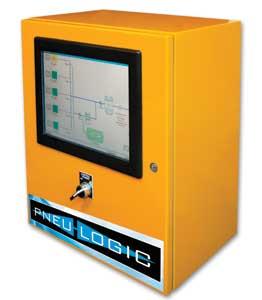 PL4000 compressor controller