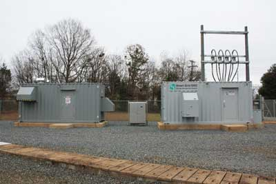 Rankin Energy Storage System