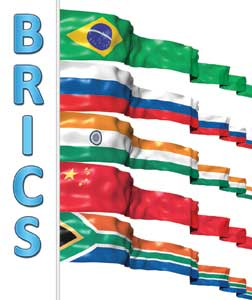 Report: BRICS smart grid communications market to reach $9.5B by 2020