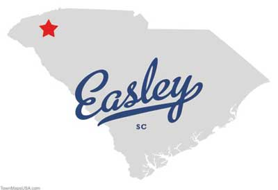 EASLEY COMBINED UTILITIES COMMISSIONS NEW SCADA SYSTEM