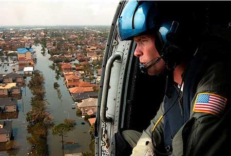 Hurricane Katrina (2005) $108 billion