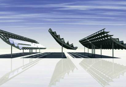 A closer look at Apple Inc.'s solar power array