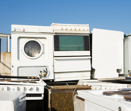 Appliance trade-ins/recycling programs