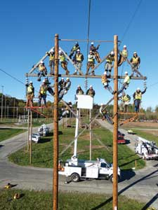 Northeast Wisconsin Technical College's Electrical Power Distribution