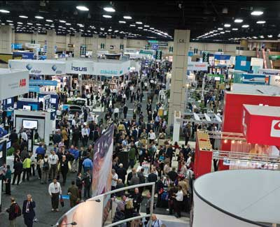 In its 24th year, DistribuTECH Conference & Exhibition is the granddaddy of T&D shows.