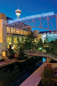 More than 10,000 electric utility industry insiders from around the world are expected to fill the Henry B. Gonzalez Convention Center for DistribuTECH Conference & Exhibition, Jan. 28-30 in San Antonio.