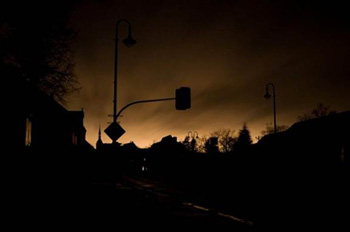 Power outages hit half million after East Coast storms