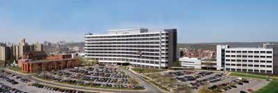 James J. Peters VA Medical Center, Bronx, N.Y. © James J. Peters VA Medical Center
