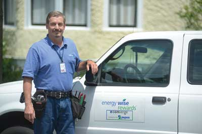 The winner of the POWERGRID International Demand Response/Energy Efficiency Project of the Year is Pepco Holdings Inc. (PHI) for its Energy Wise Rewards program.