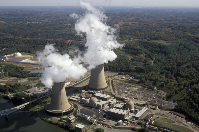 Number of reactor outages on the decline