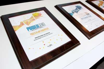 DistribuTECH Brasil Awards Projects of the Year