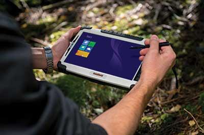 Ultrarugged Tablet