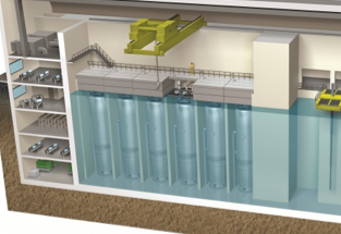 As expected, B&W to slow its small reactor development program