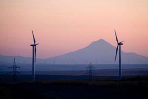 Oregon council sites 399 MW Saddle Butte wind power project