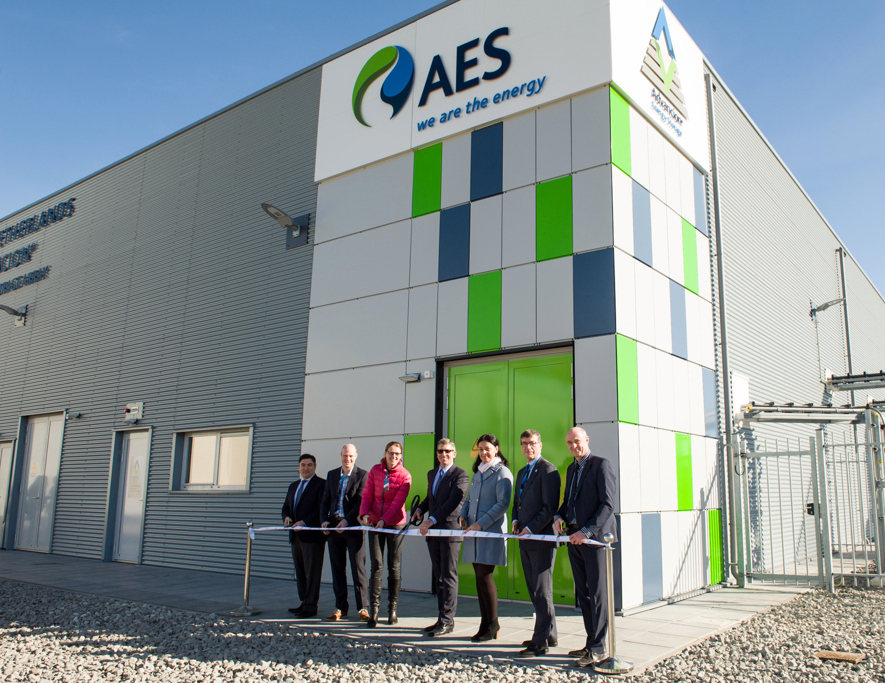 The AES Corp. energy storage technology wins EEI award