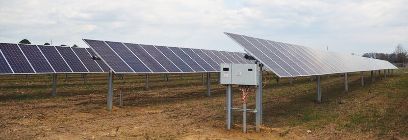 Something New Under the Sun Rural Arkansas Community Installs and Operates Largest Municipally-owned PV Solar Plant in Stateoates, ElectriCities