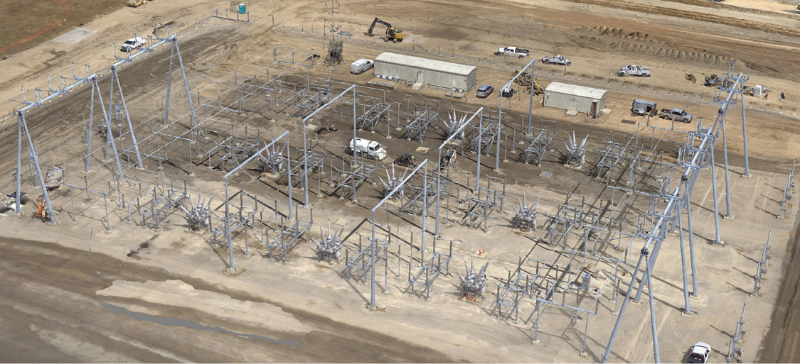 Image is Everything PG&E Streamlines 3-D Design and Modeling of Brownfield Substations With Advanced Image Capture and Latest Software Applications
