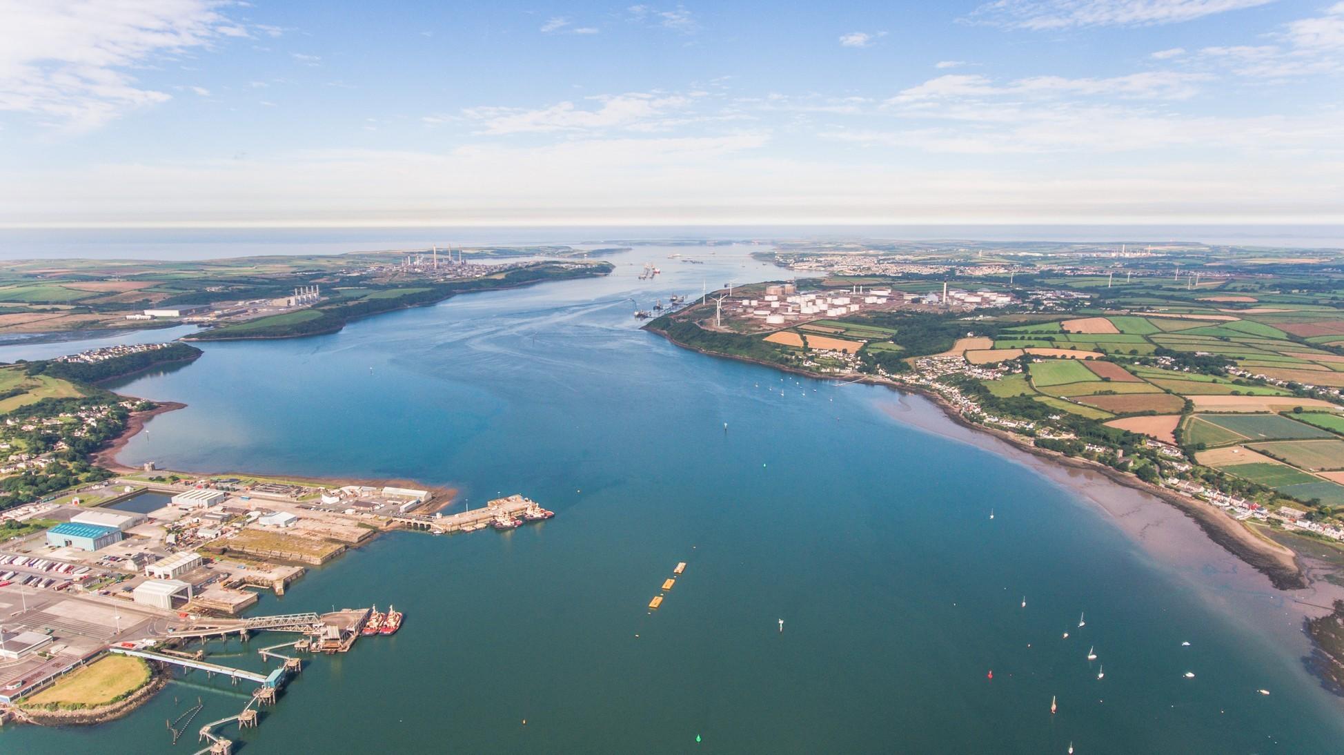 Haven Waterway Marine Energy Wales