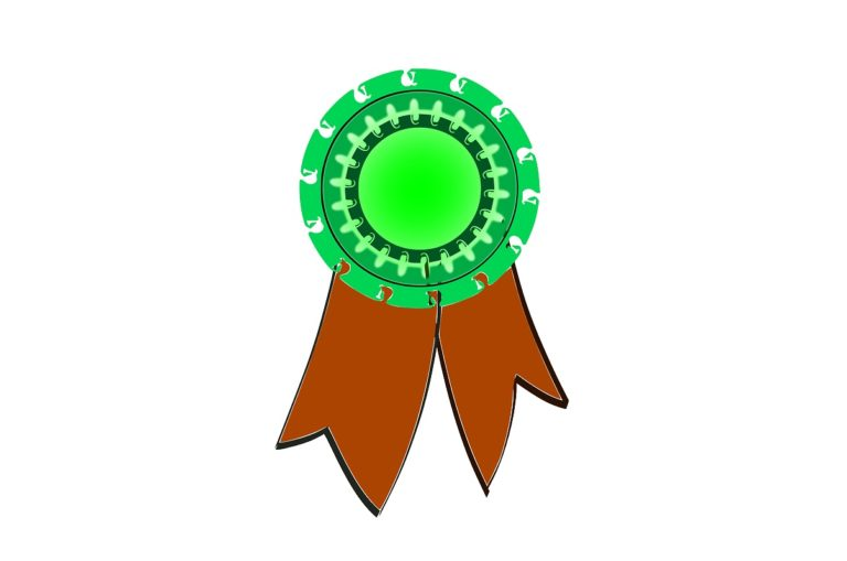 Beware the green badge of courage