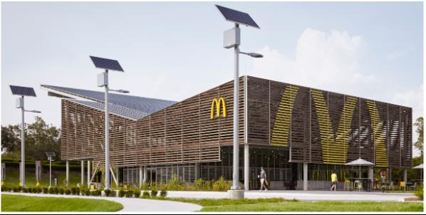 Transforming utility customer service: The ECO2 program at McDonalds