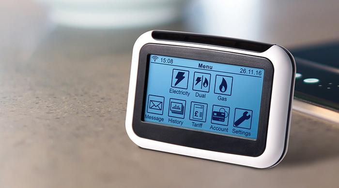 Smart Meter Stock Image