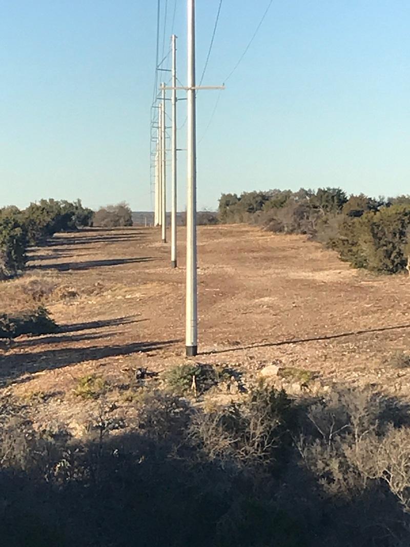 AEP transmission line