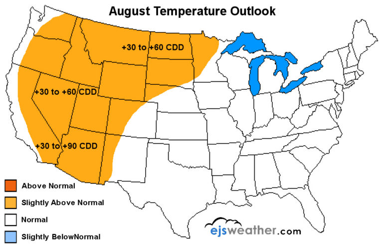 ENSO phase still neutral for remainder of summer