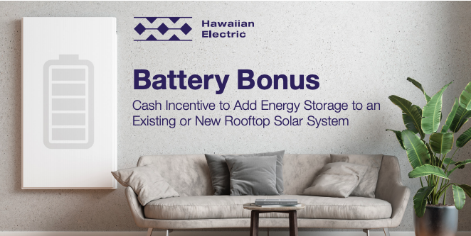 Hawaiian Electric to use up to 50 MW of behind-the-meter storage for grid support