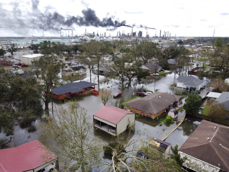 Thousands face weeks without power in Ida's aftermath