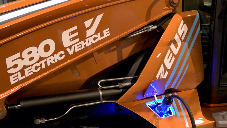 Utility vehicles at the crossroad of electrification, automation and connectivity