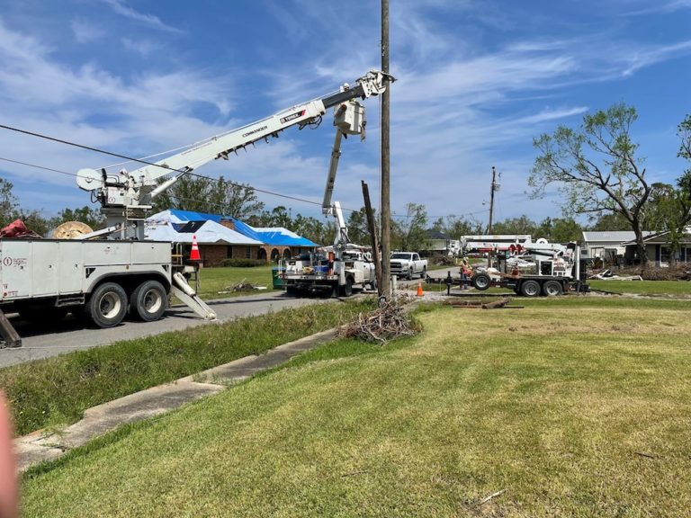 Helping in Houma: Rebuilding effort highlights the goodness of humanity