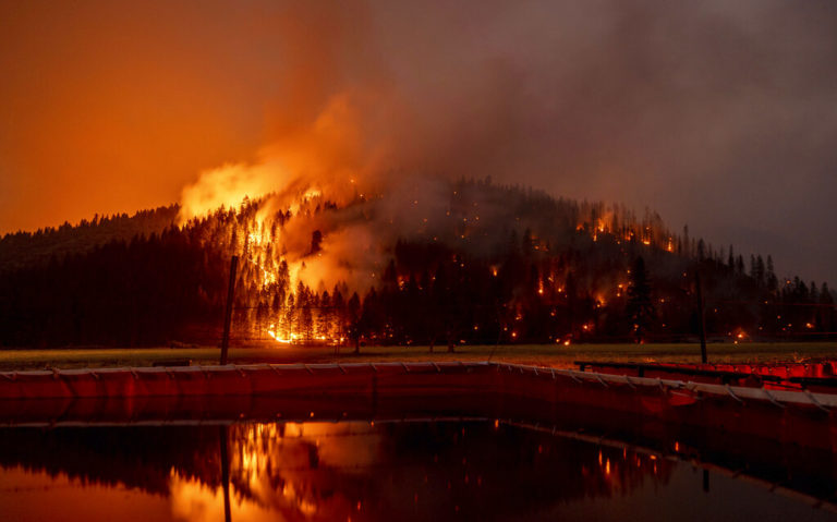 Judge digs deeper into PG&E's suspected role in Dixie Fire