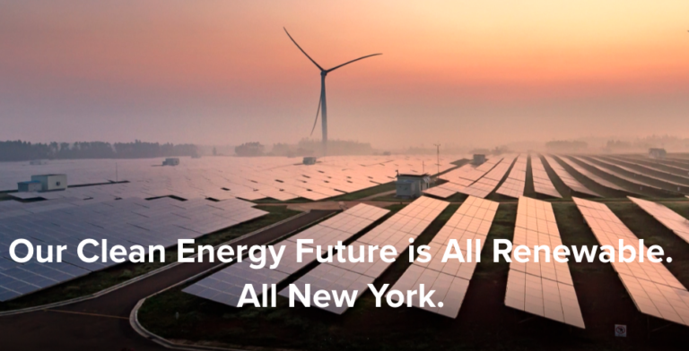 Bold announcements highlight importance of distributed renewables and transmission lines
